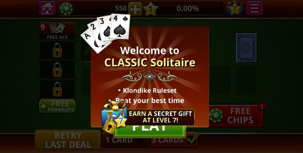 Solitaire Slot Play Online