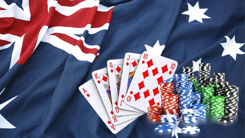 The Australian authorities have approved new rules for advertising gambling games